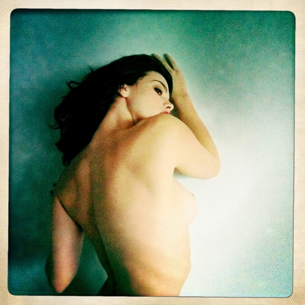 splice_x; Babe Brunette Small Tits Vintage Stylish