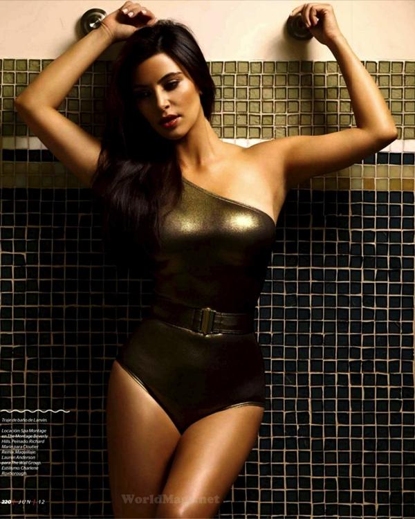 Kim K.; Celebrity