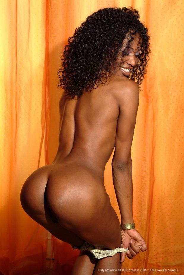 Talina; Ass Ebony
