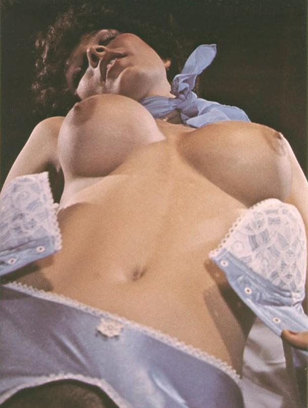 ; Babe Brunette Pornstar Vintage