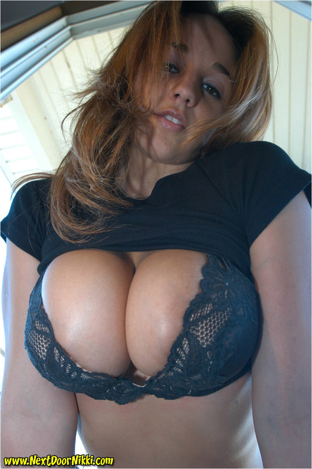 holy fucking Biggest TITS!; Hot