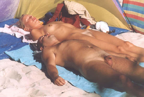 Sex an interracial nude beaches