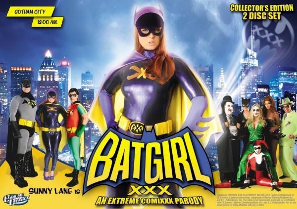 Batgirl XXX: An Extreme Comixxx Parody; Pornstar