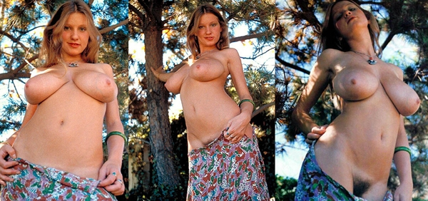 Roberta Pedon; Babe Big Tits Vintage