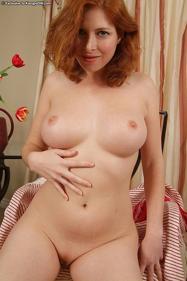 Mature Red Hair 57