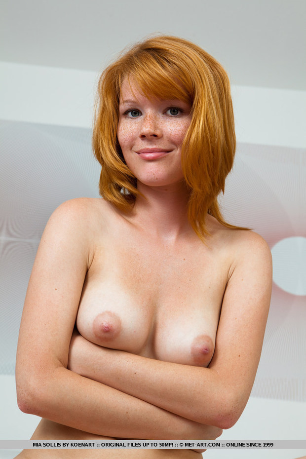 ...; Cute Freckles Red Head