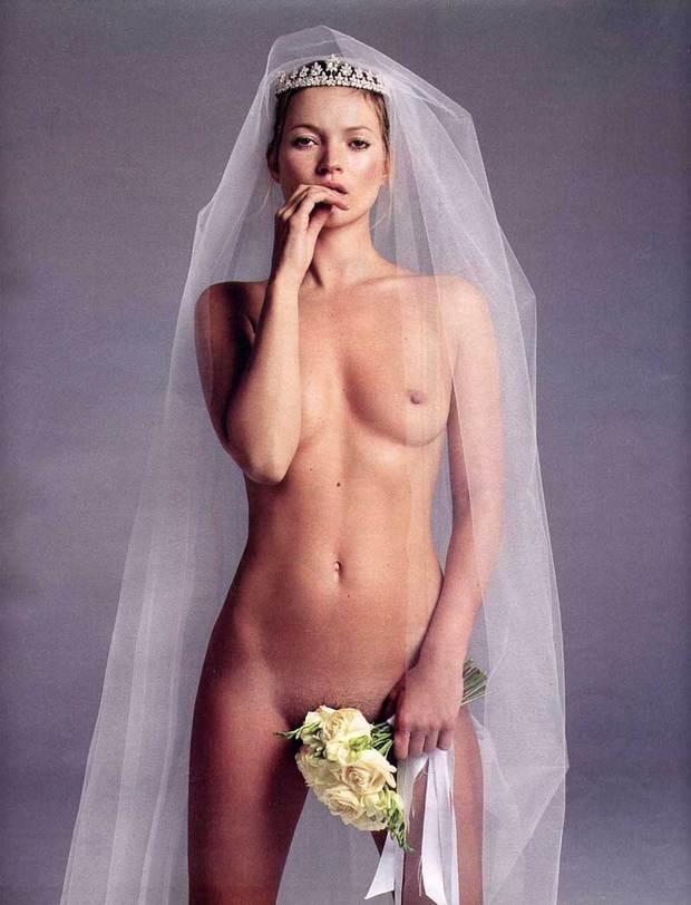 невесты фото ню