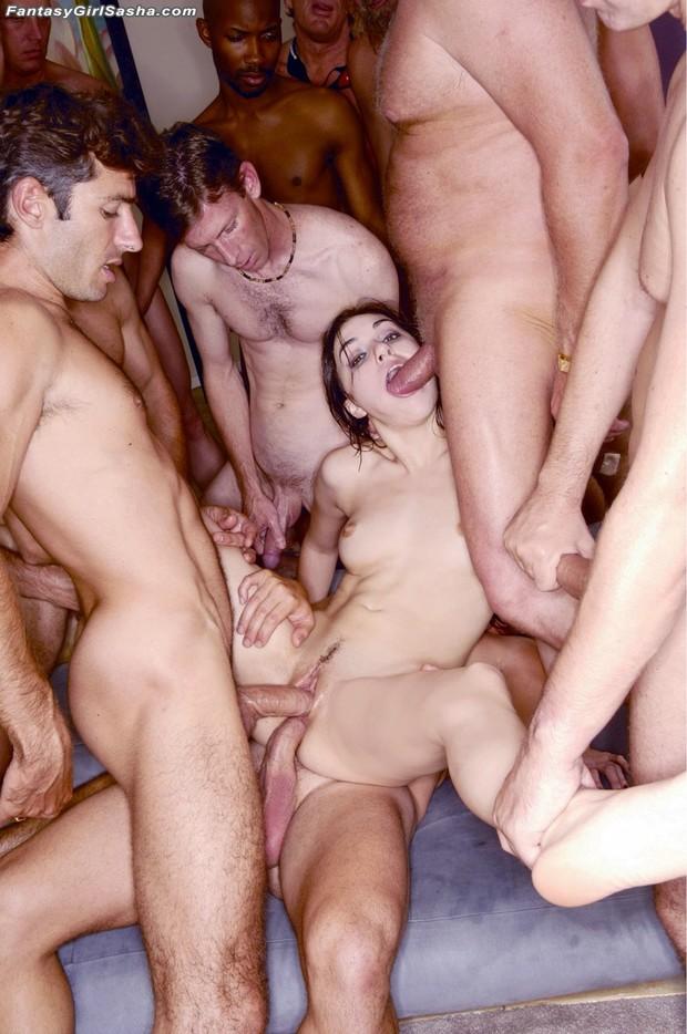 ...; Group Sex