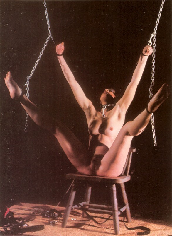 ...; BDSM Suspension Vintage