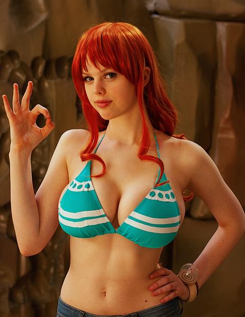 red head big tits